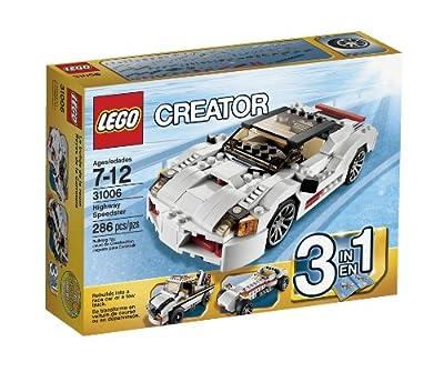 LEGO Creator Highway Speedster 31006 from LEGO Creator