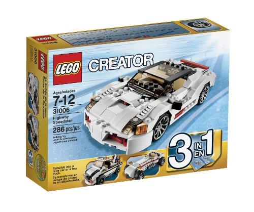 LEGO-Creator-Highway-Speedster-31006