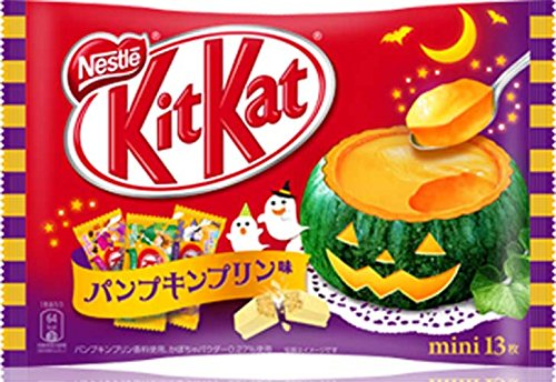 nestle-kit-kat-pumpukin-pudding-flavor