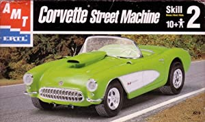 '57 Corvette Street Machine Model Kit