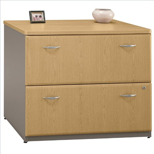 Black friday bush furniture series a 2 drawer lateral wood for Black friday deals on kitchen cabinets