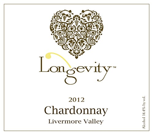 2012 Longevity Chardonnay Livermore Valley