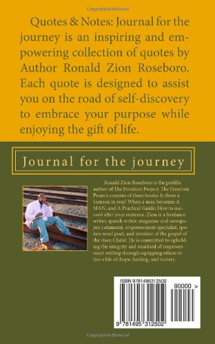 Quotes & Notes:: Journal for the journey