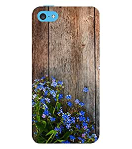 Vizagbeats wood and plant Back Case Cover for Apple iPhone 6 Plus