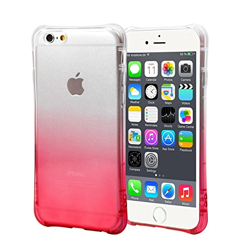iphone-6s-fundaiphone-6-funda-gradient-colorful-ultra-thin-slim-crystal-clear-ranrou-soft-tpu-protec