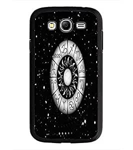 PrintDhaba Zodiac Wheel D-4812 Back Case Cover for SAMSUNG GALAXY GRAND NEO (Multi-Coloured)