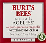 Burt's Bees Naturally Ageless Line Smoothing Eye Cream, 0.5 Ounces