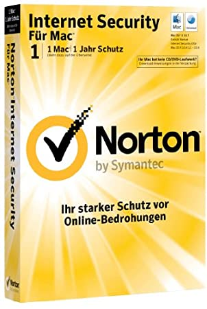 Norton Internet Security 5.0 - 1 MAC
