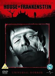House Of Frankenstein [DVD] [1944]