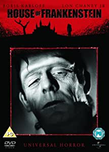House of Frankenstein [Import anglais]