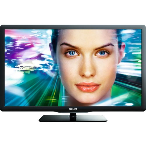 Philips 46Pfl4706/F7 46-Inch 1080P Led Lcd Hdtv With Wireless Net Tv, Black