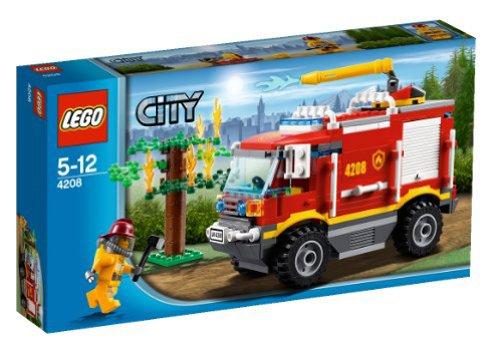 LEGO CITY 4208 - Autopompa 4 x 4