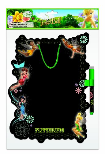 Fairies Dry-Erase Board Set (11189A) - 1
