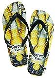 Corona Extra Bottle Mens Flip Flop Sandals