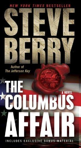Columbus Affair, Steve Berry