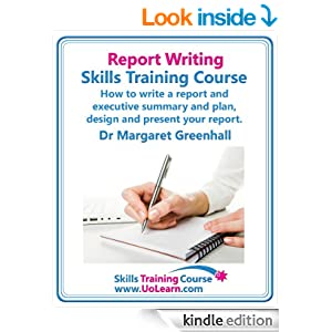 Report Writing Course - Taylor Mason : Taylor Mason