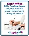 Report Writing Skills Training Course...