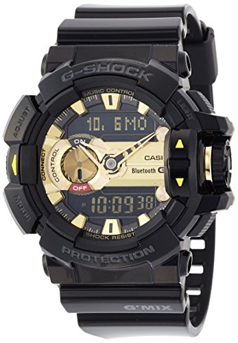 CASIO G-SHOCK 「G'MIX」 GBA-400-1A9JF Men's Japan import
