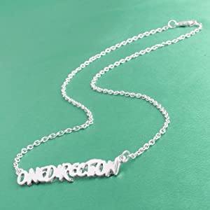 One Direction Name Necklace by BY GIOIA