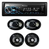 Pioneer MXT-X3869BT Package: In-Dash Digital Media Receiver + (2) 6.5