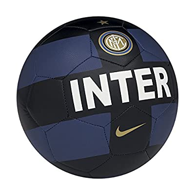 Nike Inter Milan Pitch Se 2013-2014 Soccer Ball Size 5