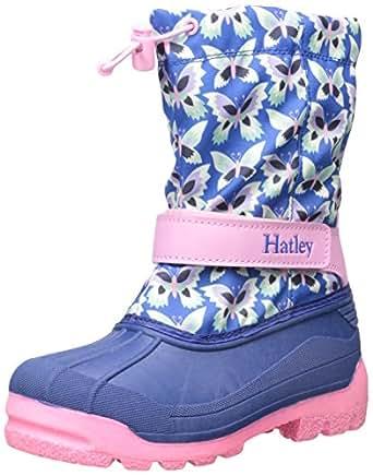 Amazon.com: Hatley Girls' Winter Boots-Butterflies: Clothing