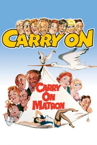 Carry On Matron Cover
