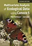 img - for Multivariate Analysis of Ecological Data using CANOCO 5 book / textbook / text book