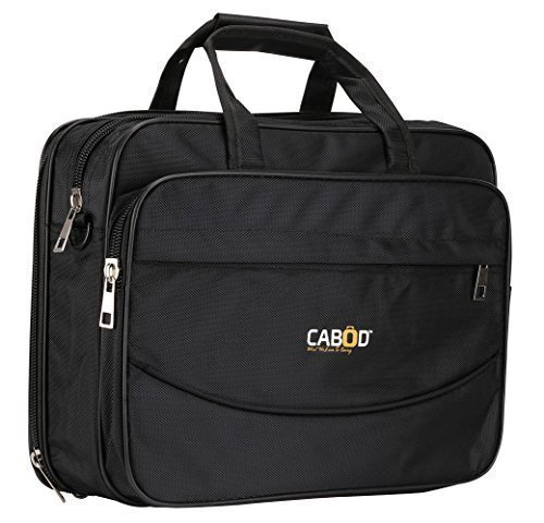 Cabod(TM) Laptop And Tablet Messenger Nylon Bag 15.6 Inch - Black (Barbie Basics Accesory Pack compare prices)