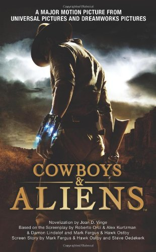 cowboys and aliens by Rosen Berg