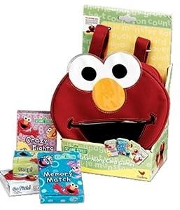 Elmo 7 Game Pack Set