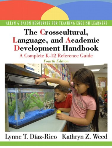 The Crosscultural, Language, and Academic Development Handbook: A...
