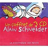 echange, troc Alain Schneider - Coffret 3 CD : Alain Schneider