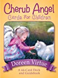 img - for Cherub Angel Cards for Children: A 44-Card Deck and Guidebook book / textbook / text book