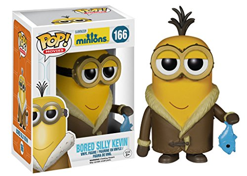 Funko Pop Movies Minions: Bored Silly Kevin Vinyl Action Figure Collectible Toy PRS