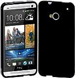Cimo HTC One Case [ULTRA SLIM] Grip Premium Flexible TPU Cover for HTC One (M7, 2013) - Blue