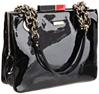Kate Spade New York's Kate Spade York Pastiche Darcy PXRU2979 Shoulder Bag,Black,One Size Only For $395.00