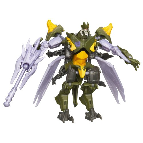 Transformers Prime Beast Hunters Commander Class Hardshell - 1