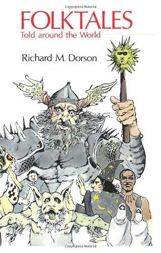 Folktales Told Around the World