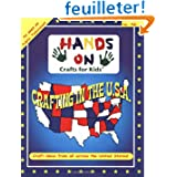Hands On Crafts for Kids book 700: Crafting in the USA