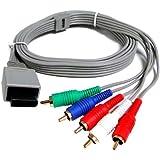 Hdtv Av High Definition Av Cable Component Cable For Nintendo Wii Wii U