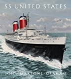 img - for SS United States: Red, White, and Blue Riband, Forever book / textbook / text book