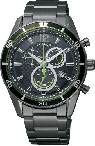 CITIZEN (シチズン) 腕時計 ALTERNA オルタナ Eco-Drive エコ・ドライブ クロノグラフ VO10-6743F メンズ