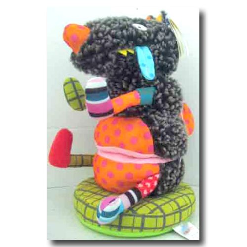 "Gadzooks Stacking ""Big Bad Wolf"" Toy by GUND [Toy] - 1"