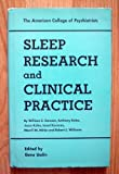 Sleep research and clinical practice