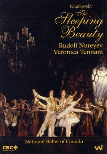 Tchaikovsky - Sleeping Beauty / Rudolph Nureyev, Veronica Tennant, National Ballet of Canada