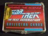 1993 Star Trek The Next Generation Behind the Scenes Factory Set & Sealed (39)