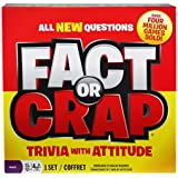 Fact or Crap Board Game