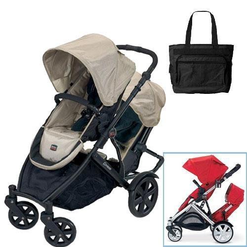 britax b ready stroller manual