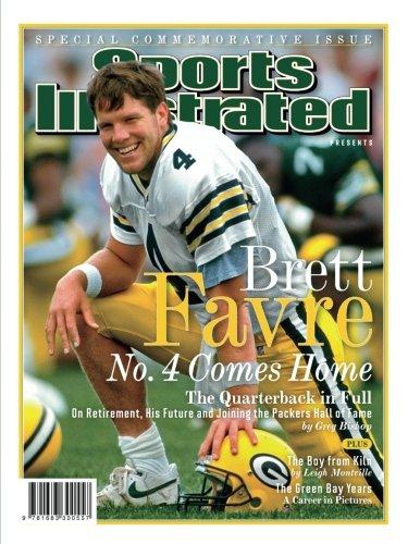 sports-illustrated-brett-favre-special-commemorative-issue-no-4-comes-home